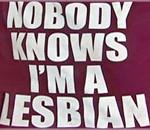 nobody-lesbian